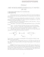 Một số khái niệm cơ bản về lý thuyết đồ thị pot