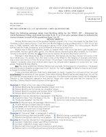 Đề ôn thi trắc nghiệm cao đẳng môn anh văn 2012_4 ppt