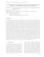 Báo cáo nghiên cứu khoa học