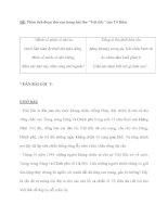 """ĐỀ: Phân tích đoạn thơ sau trong bài thơ """"Việt Bắc"""" của Tố Hữu doc"""