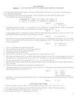 bài tập hóa học lớp 10