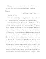 Đề bài: Đó là em chưa có dịp về thăm ông bà (hoặc chú, bác, cô, dì). Em hay viết thư thăm hỏi và cho biết tình hình đời sống của gia đỡnh em. ppt