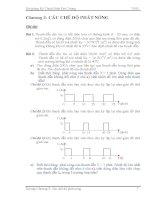 Bài giảng Kỹ Thuật Điện Đại Cương-Chương 3 pdf
