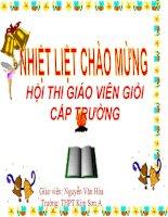Bai 3 Phuong trinh he phuong trinh bac nhat nhieu an potx