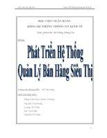 phat trien he thong ban hang sieu thi pdf