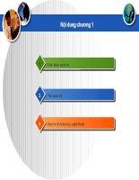 Quản trị là tiến trình hoạch định, tổ chức, lãnh đạo và kiểm soát những hoạt động của các thành viên trong tổ chức
