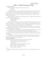 bài giảng vi mạch số phần 1 thiết kế hệ logic tổ hợp