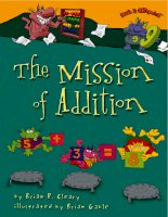 The Mission Of Addition pptx