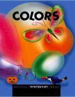 Britannica Discovery Library: Colors pot