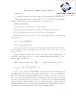 Phân tích cấu trúc hợp chất hữu cơ pdf