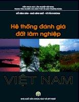 Hệ thống đánh giá đất lâm nghiệp Việt Nam docx