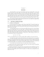 Bài giảng Kỹ thuật điện tử và tin học potx