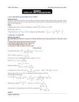 Toán cực trị và độ lệch pha trong dòng điện xoay chiều (Đặng Việt Hùng)