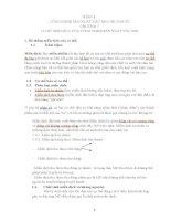 PHẦN 3. CÔNG NGHỆ SẢN XUẤT VẮC XIN CHO NGƯỜI - CHƯƠNG 7 CƠ SỞ SINH HÓA CỦA CÔNG NGHỆ SẢN XUẤT VẮC XIN pptx