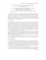 Báo cáo khoa học: Tổng hợp màng cứng CrN bằng phương pháp phún xạ mạ ion (SIP) ppt