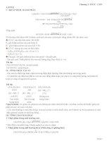 Lý thuyết hóa học 12 - Chương 1 este lipit potx