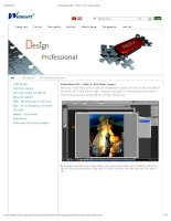 Photoshop CS5 - Phần 3: Giới thiệu Layers potx
