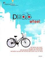 Mô hình cho thuê xe đạp tại thành phố Hồ Chí Minh