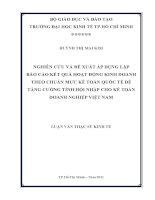 Luận văn: NGHIÊN CỨU VÀ ĐỀ XUẤT ÁP DỤNG LẬP BÁO CÁO KẾT QUẢ HOẠT ĐỘNG KINH DOANH THEO CHUẨN MỰC KẾ TOÁN QUỐC TẾ ĐỂ TĂNG CƯỜNG TÍNH HỘI NHẬP CHO KẾ TOÁN DOANH NGHIỆP VIỆT NAM potx