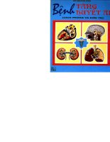 Bệnh tăng huyết áp cách phòng và điều trị pot