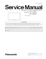Service Manual 32 Inch/37 inch Class 1080p LCD HDTV doc