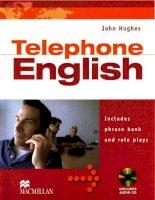 Telephone English Học tiếng Anh giao tiếp qua điện thoại