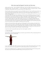 Năm thức tập Suối Nguồn Tươi trẻ của Tây tạng pdf