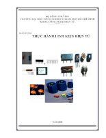 bài giảng linh kiện điện tử pdf
