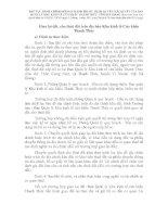 THỦ TỤC HÀNH CHÍNH MỚI BAN HÀNH THUỘC THẨM QUYỀN GIẢI QUYẾT CỦA BAN QUẢN LÝ ppt