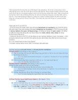 Sự khác nhau giữa Present Perfect và Present perfect continuous pdf