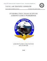 INTRODUCTION TO HELICOPTER AERODYNAMICS WORKBOOK docx
