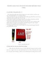 CHƯƠNG 4- Đồ án phần mềm điện thoại docx