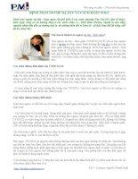 BỆNH TRÀO NGƯỢC DẠ DÀY VÀ CÁCH KHẮC PHỤC pdf