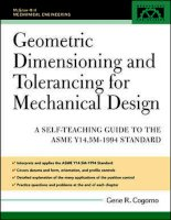 Geometric Dimensioning and Tolerancing for Mechanical Design docx