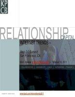 INTERNET TRENDS –Web 2.0 Summit San Francisco pdf