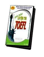 Đề Thi TOEFL Tháng 8 Năm 2001 docx
