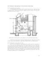 Chương 4. Buồng lửa lò hơi và thiết bị đốt nhiên liệu - Phần 2 doc