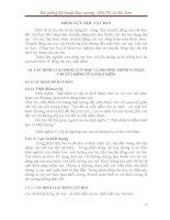 Bài giảng Kỹ thuật Đại cương (PGS.TS. Lê Bá Sơn) - Chương 3 ĐỘNG LỰC HỌC VẬT RẮN potx