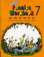 jolly phonics workbook 7