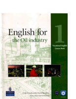 Endish for the Oil industry pdf
