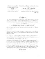 Quyết định Số: 40/2012/QĐ-UBND VỀ SỬA ĐỔI, BỔ SUNG QUYẾT ĐỊNH SỐ 91/2006/QĐ-UBND NGÀY 22 THÁNG 6 NĂM 2006 QUY ĐỊNH ĐIỀU KIỆN CHO ĐỐI TƯỢNG CÓ THU NHẬP THẤP VAY TIỀN TẠI QUỸ PHÁT TRIỂN NHÀ Ở THÀNH PHỐ ĐỂ TẠO LẬP NHÀ Ở potx