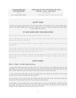 Quyết định Số: 10/2012/QĐ-UBND VỀ VIỆC QUY ĐỊNH CHÍNH SÁCH HỖ TRỢ LÃI SUẤT VAY VỐN SẢN XUẤT, KINH DOANH ĐỐI VỚI HỘ GIA ĐÌNH ĐỒNG BÀO DÂN TỘC THIỂU SỐ TẠI CHỖ TRÊN ĐỊA BÀN TỈNH ĐẮK NÔNG GIAI ĐOẠN 2012-2013 pot