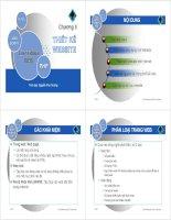 Bài Giảng Lập Trình Web -Chương 2: Thiết kế Website pptx