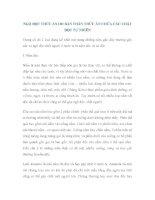 NGỘ ĐỘC THỨC ĂN DO BẢN THÂN THỨC ĂN CHỨA CÁC CHẤT ĐỘC TỰ NHIÊN pot