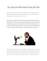 Kỹ năng tìm kiếm khách hàng đầu tiên pdf