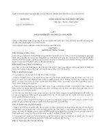 Luật trách nhiệm bồi thường của nhà nước. pdf