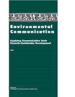 OECD Environmental Outlook for the Chemicals Industry doc
