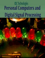 Personal Computers and Digital Signal Processing docx
