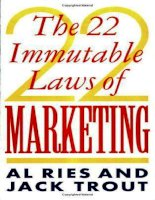 22 Immutable Laws Of Marketing by al riels and jack pdf