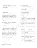 HƯỚNG DẪN CÁCH TRẢ LỜI CÁC CÂU HỎI TRẮC NGHIỆM pdf
